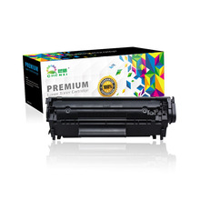 Chenxi Premium Laser Q2612A 2612A <span class=keywords><strong>12A</strong></span> Toner <span class=keywords><strong>Cartridge</strong></span> Compatible untuk <span class=keywords><strong>Printer</strong></span> <span class=keywords><strong>HP</strong></span> 1010 1020