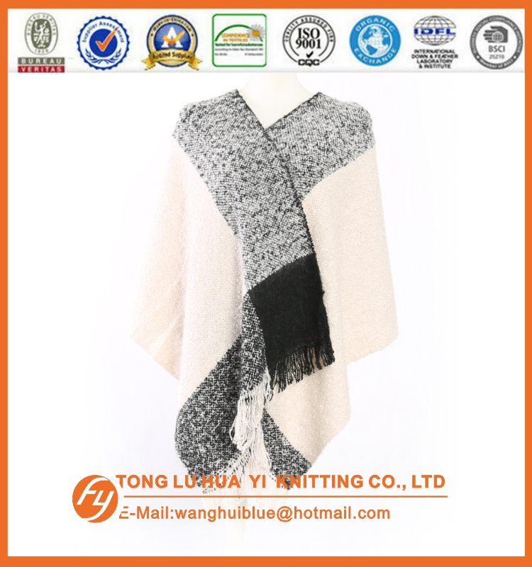 fashion woven 100% acrylic ladies 2012 wholesale fashionable scarf stoles-10