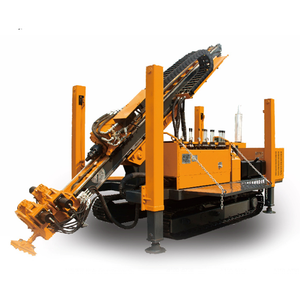 Geotechnical drill rigs Crawler type drilling rig model for sale