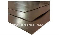 Graphite Sheet Reinforced with Metal Mesh