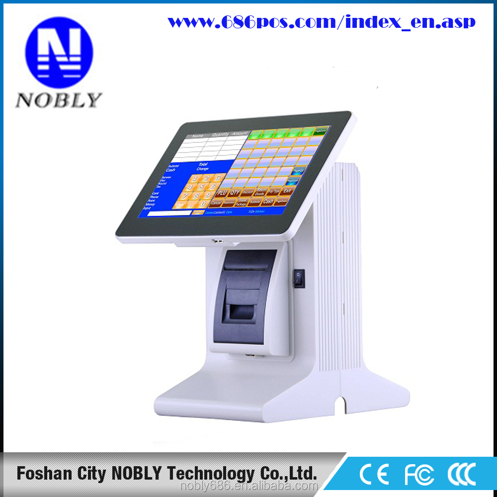 "10"" touch screen used pos machines"