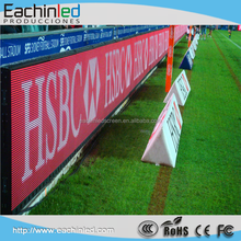 Factory Price Shenzhen Led Display Hd Picture Football Large Stadium Led Display Screen Of P10/full color basketball court led