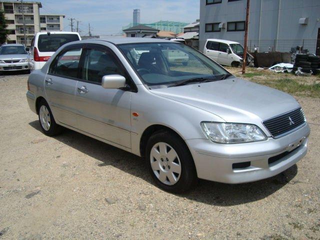 2001 Mitsubishi Lancer Cedia - Buy Used Car,Japanese Car,Automobile