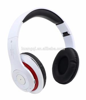 Dual bluetooth headphones - bluetooth headphones blue and gray