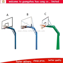 Wholesale backboard basketball stand, cheap basketball stand, adjustable basketball stand