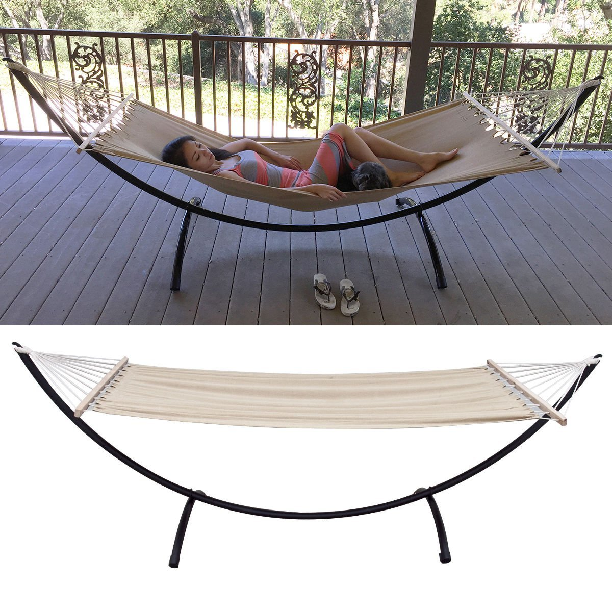 stand person hammock with hanging duty heavy chair com etsustore