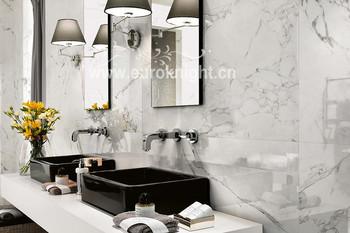 Wall Bathroom Italian Imitation Marble Tile 300x600 Mm