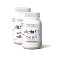 Lifeworth vitamin b 12 tablets supplier