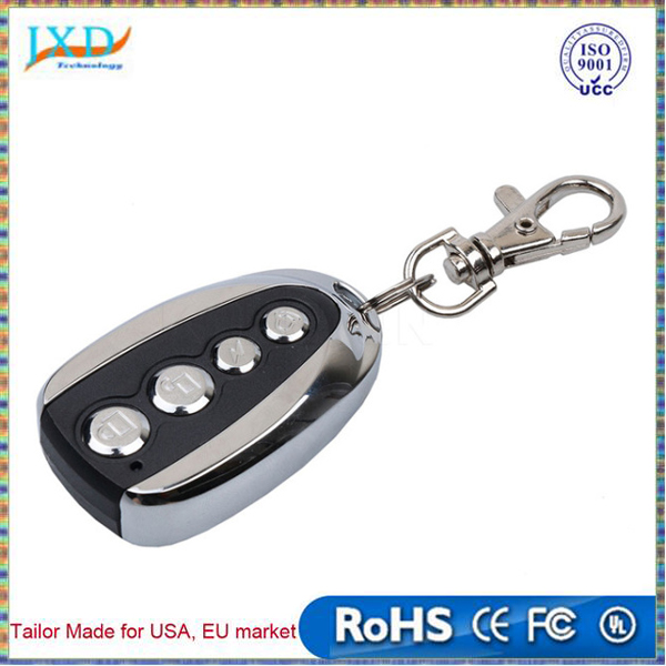 Newest 433Mhz Remote Duplicator Garage Door Remote Control Rolling Code Opener Electric Face to Face Car Gate Transmitter