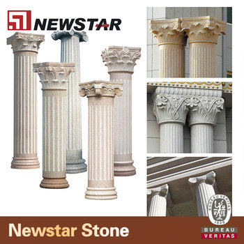 indoor outdoor roman decorative corinthian columns
