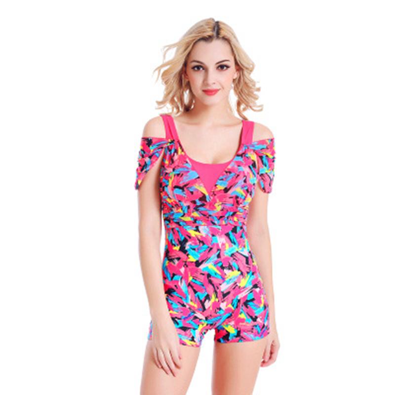 Darcydebie Bikini 2019 Womens Swimming Suit Womens Bikini Set Sexy Leaves For Rope Swimsuit Push-up Swimwear Volume Large Sports & Entertainment