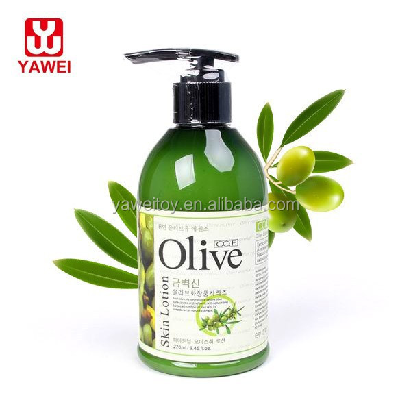 Olive black skin whitening cream body lotion