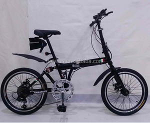 20 suspension steel folding bicycle for sale HL-F002