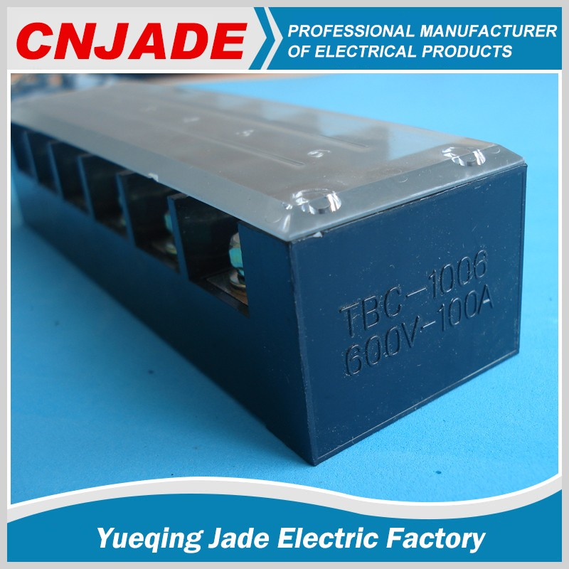 2017 trending products TB-1505 100 amp terminal block for sale