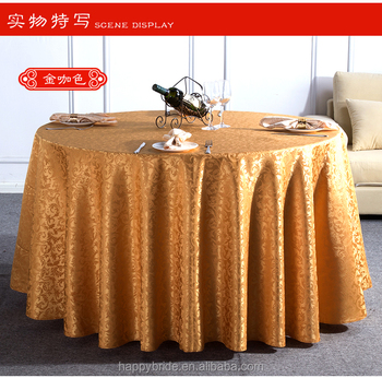 Party Customized Restaurant Hotel Living Room Coffee Square Round Table Cloths