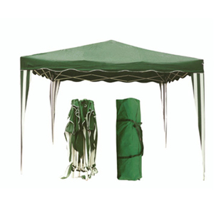 10x10ft pop up steel frame outdoor gazebo folding tent with carry bag