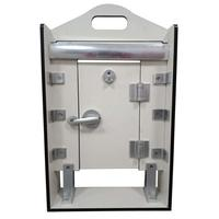 Hot WC Toilet Partition Cubicle Accessory Steel Hardware