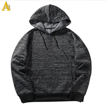 Custom Blank High Quality Pullover Hoodies Wholesale Muscle fit Hoodie with Pockets