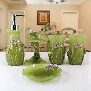 Cheap Green Bathroom Accessories Sets Find Green Bathroom
