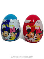 Candy filled easter eggs mickey mouse