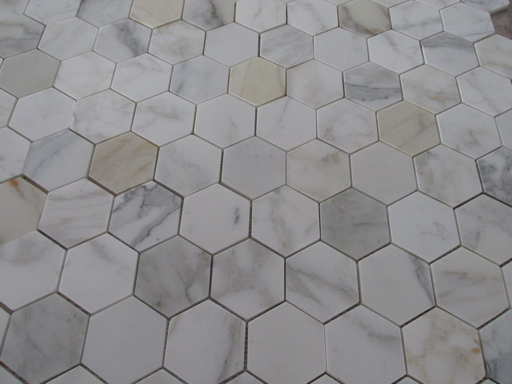 6 Inch Hexagon Tile Design Ideas