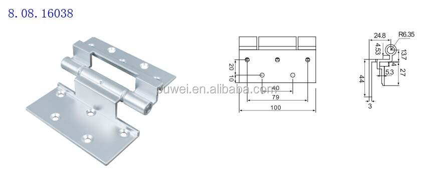 Aluminium Deur En Raam Scharnieren Verschillende Types