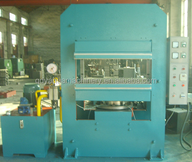 rubber out sole making machine