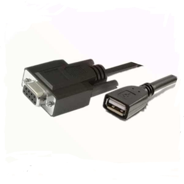 Usb Female To Db9 Female Serial Cable