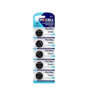3v cr 2025 lithium button cell battery cr2025