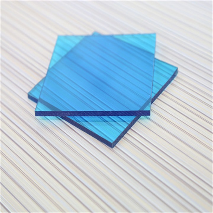 polycarbonate plastic roof for the greenhouse /Colored Sheet Solid Polycarbonate Sheet Price