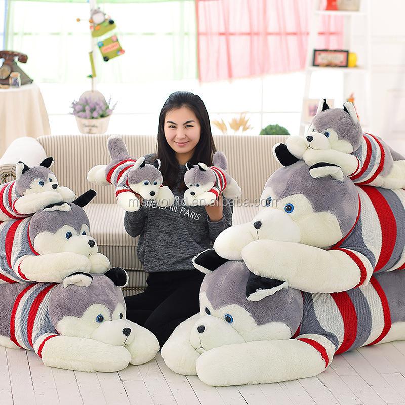 Puppy Party Stuffed Dogs/plush husky,Chihuahua,spot dog toys