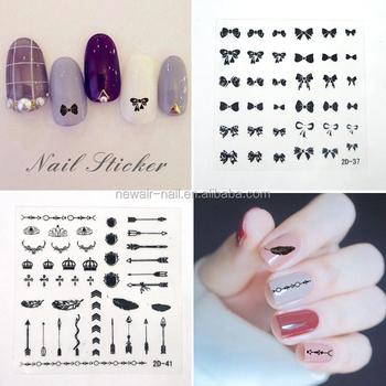 Wholesale Nail Supplies Custom Designs Heart Nail Art Designs