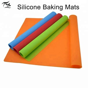 Silicone Kids Placemats Insulation Bowl Mat Non-slip Table Mat