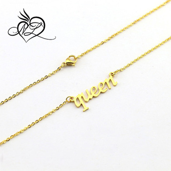 word engraved coordinate name ss lily reaction initial sterling necklace silver