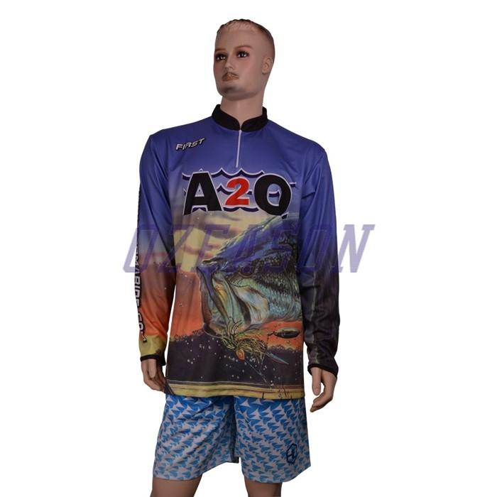 Custom breathable high quality kids fishing shirts kids for Toddler fishing shirts