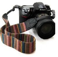 Nylon Vintage Shoulder Neck Strap Camera Strap Sling Belt for Nikon for Canon for Panasonic SLR DSLR