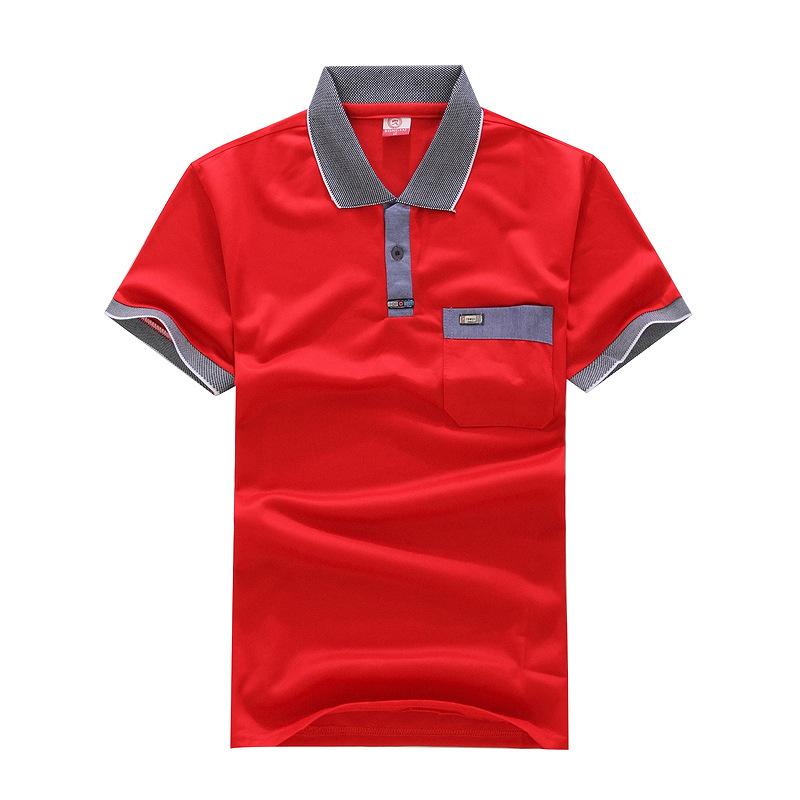 8d90f6ec7 2015 Brand NEW Fashion Casual Polo Man Summer solid polo shirt Men s short sleeves  Shirt Men Sport shirts Polo Ralph Men
