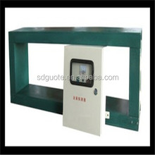 China beneficiation multifunction metal detector for garment