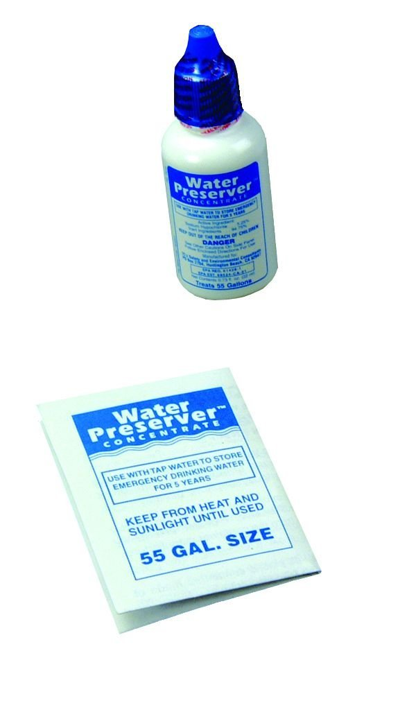 Water Preserver Concentrate