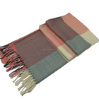 2015 Acrylic fibres Fashion Designs Winter Women Man Long Scarf Pink