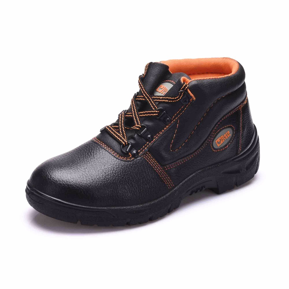 Kickers Safety Shoes With Iron Steel