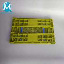 Wholesale Egg Transportation Plastic Space-Saving Crate