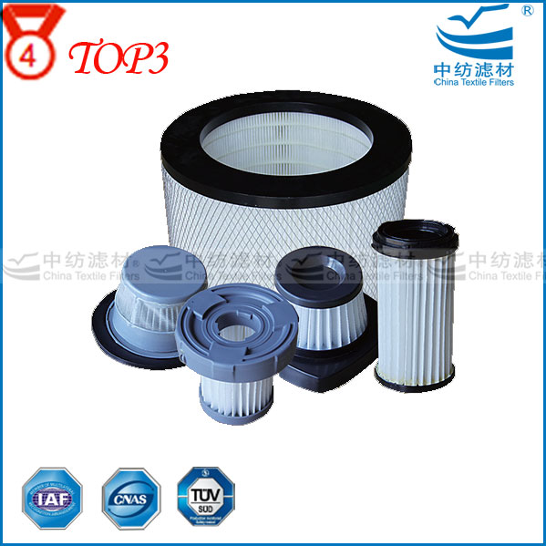 Factory Price Air Filter Production Line 0.2 Micron Compressor Home Performance Air Filter Hepa Element Sheet For Honda