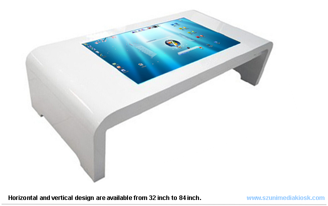 Hd Wifi Interactive 42 Inch Multi Touch Screen Modern Digital Coffee Table Buy Digital Coffee