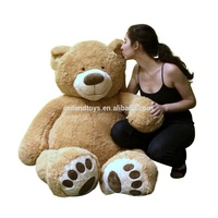 Wholesale custom plush stuffed soft giant teddy bear
