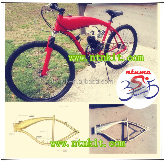 bicycle frame gas 2016, 26 beach cruiser bicycle frames