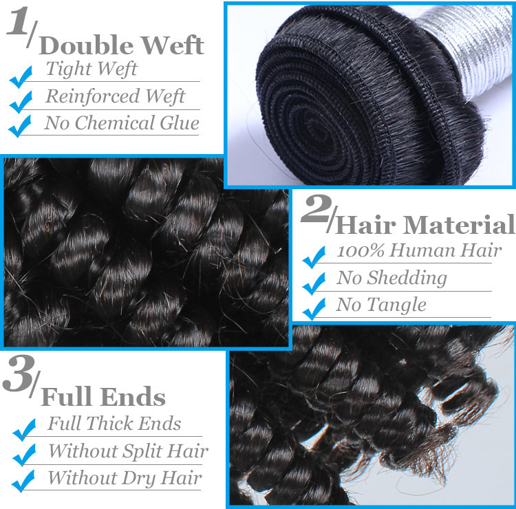 Fashion cheap 100% human remy blonde bulk braiding hair