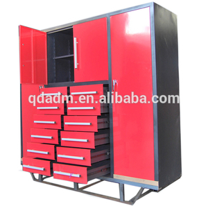 Multifunctional Metal Steel 12 Drawer Tool Cabinet For Europe Market