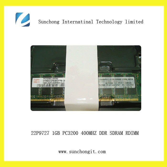 22P9727 1gb high quality ddr1 ram for laptop