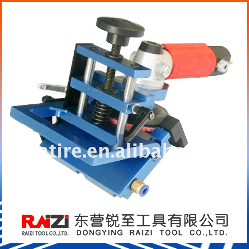 edge chamfering auxiliary machine